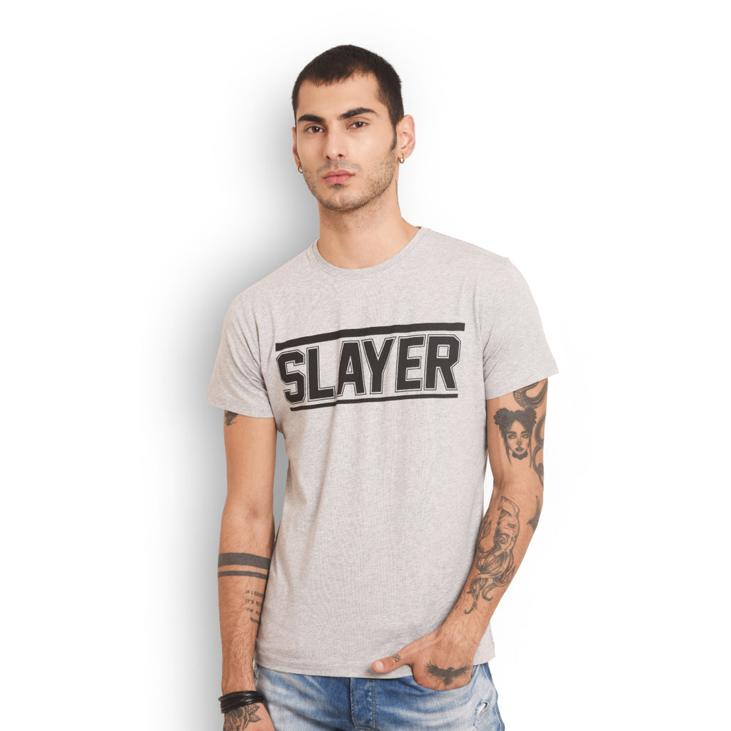 Slayer - Men (Grey)