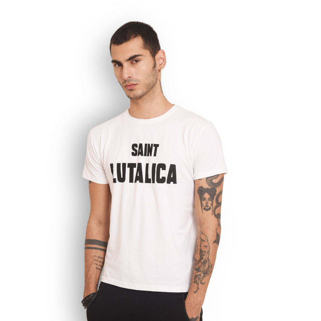 Saint Lutalica - Men (White)