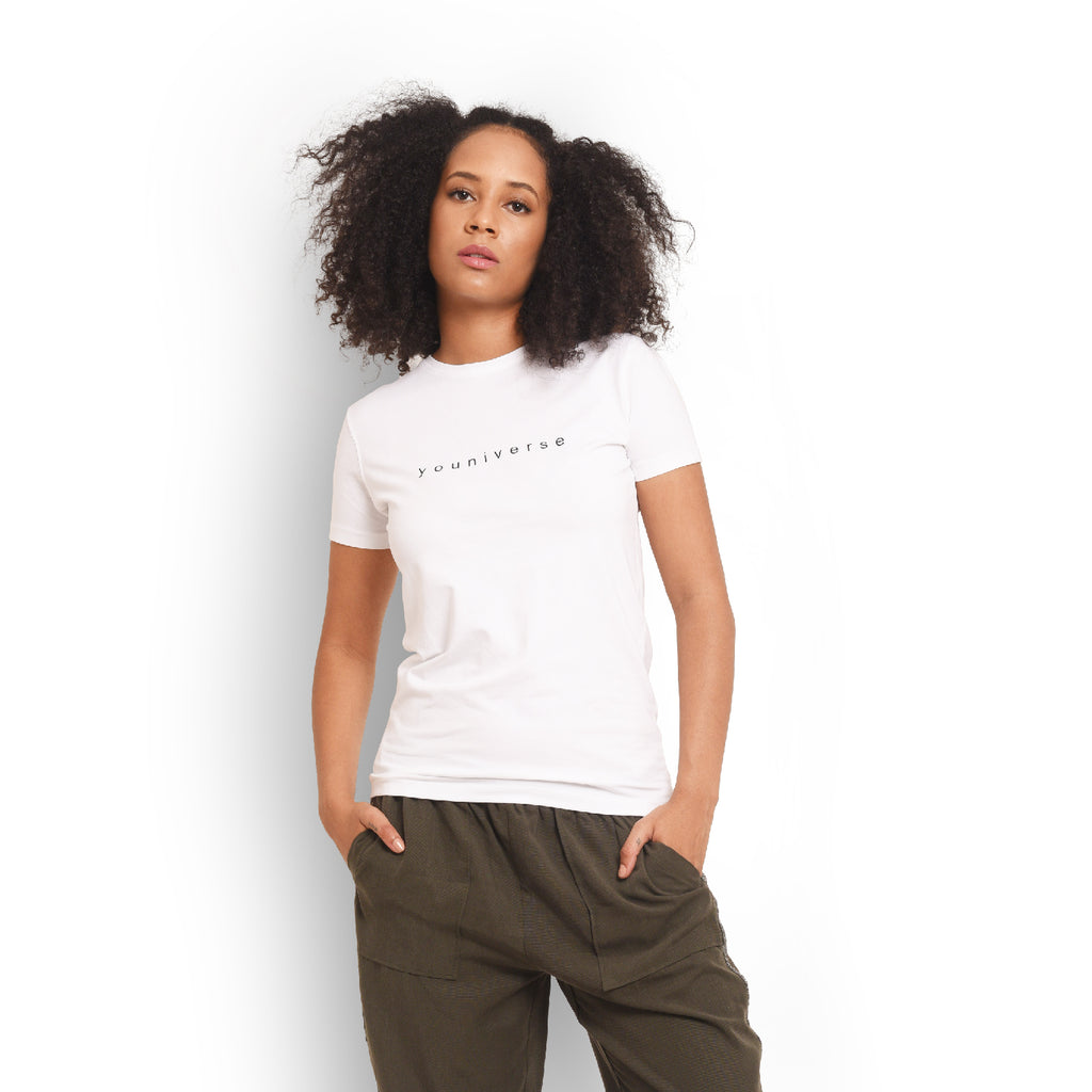 Youniverse - Women (White)