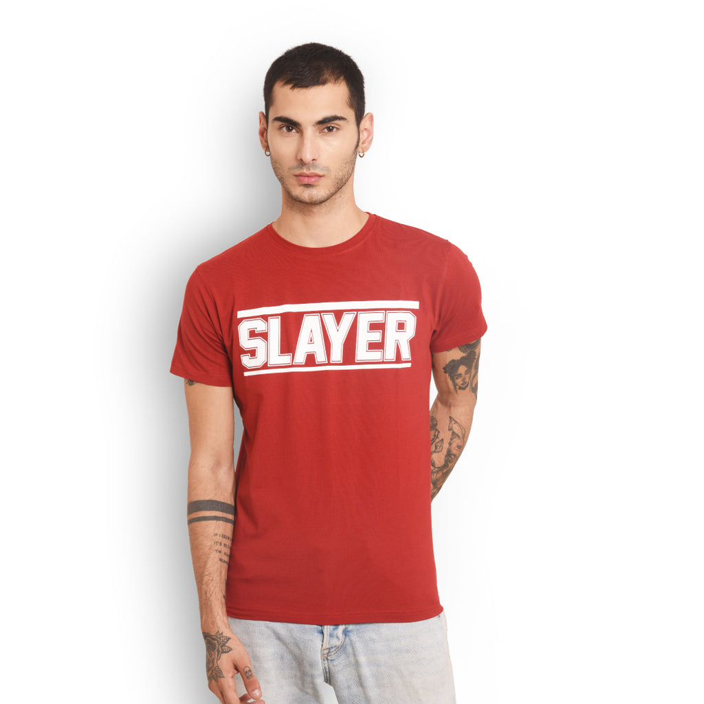 Slayer - Men (Red)