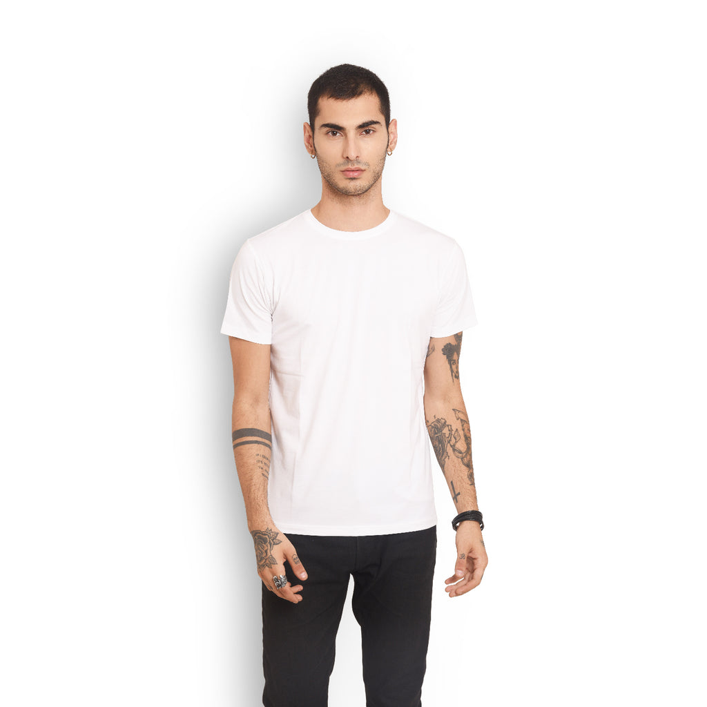 Basic - Men (White)