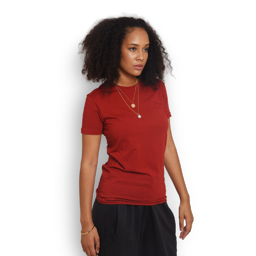 Basic - Women (Red)
