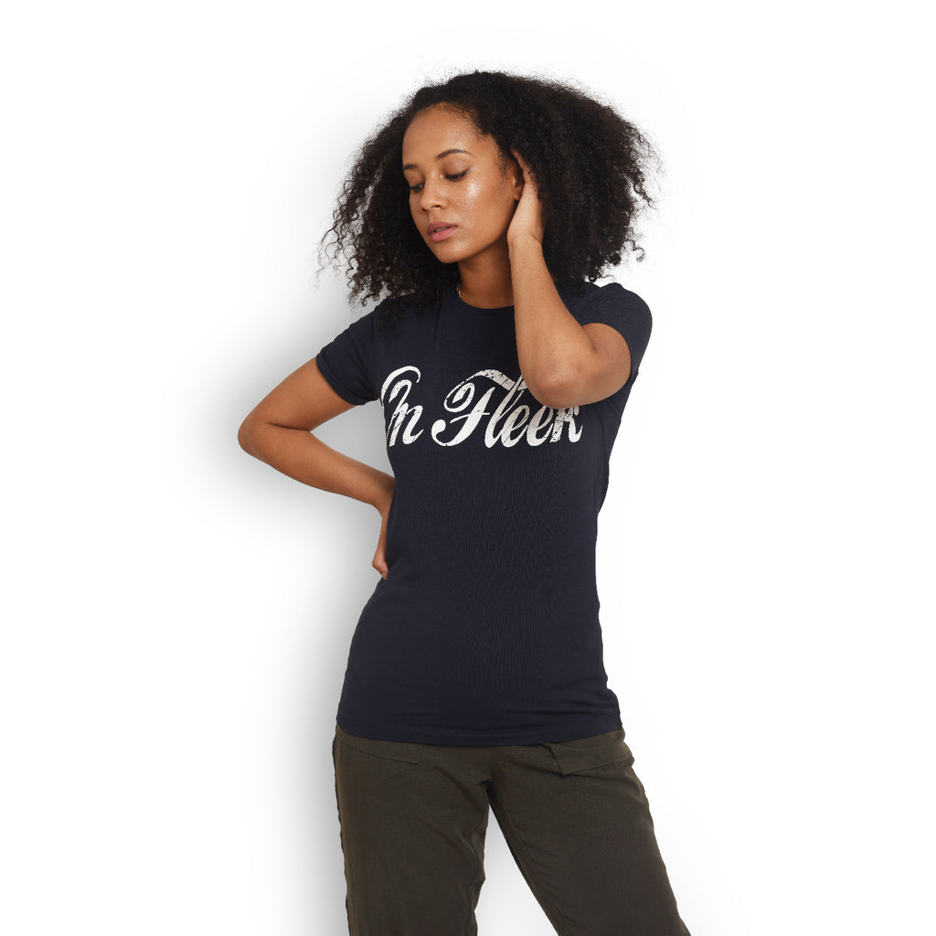 On Fleek - Women (Navy)