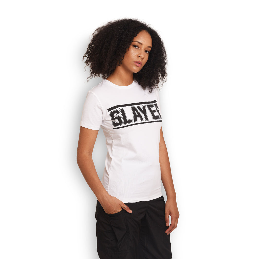 Slayer - Women (White)