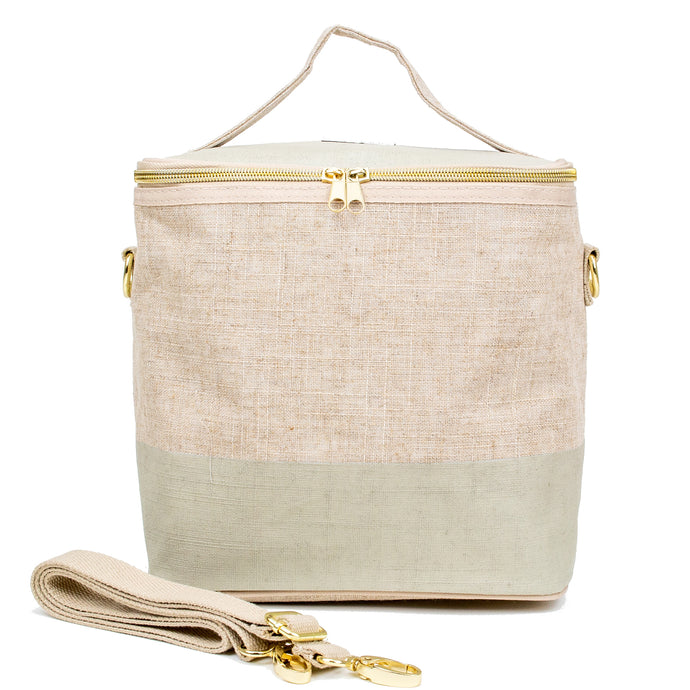 Lunch Bag - Linen Concrete