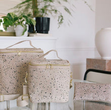 Load image into Gallery viewer, Lunch Bag - Linen Splatter