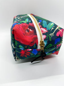 Holiday Blooms Box Bag