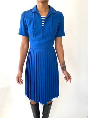 1940s Sailor Dress