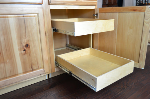 "Double 4"" Drawer #008"