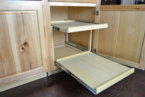 Double Shelf Pull Out #006