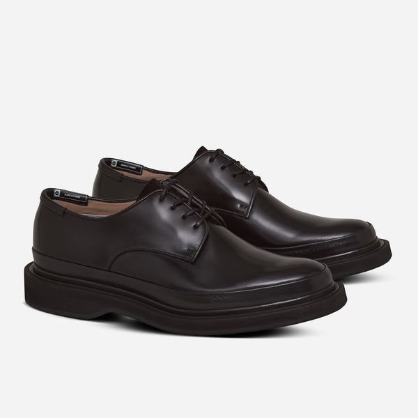 ULTRA DERBY BLACK LEATHER