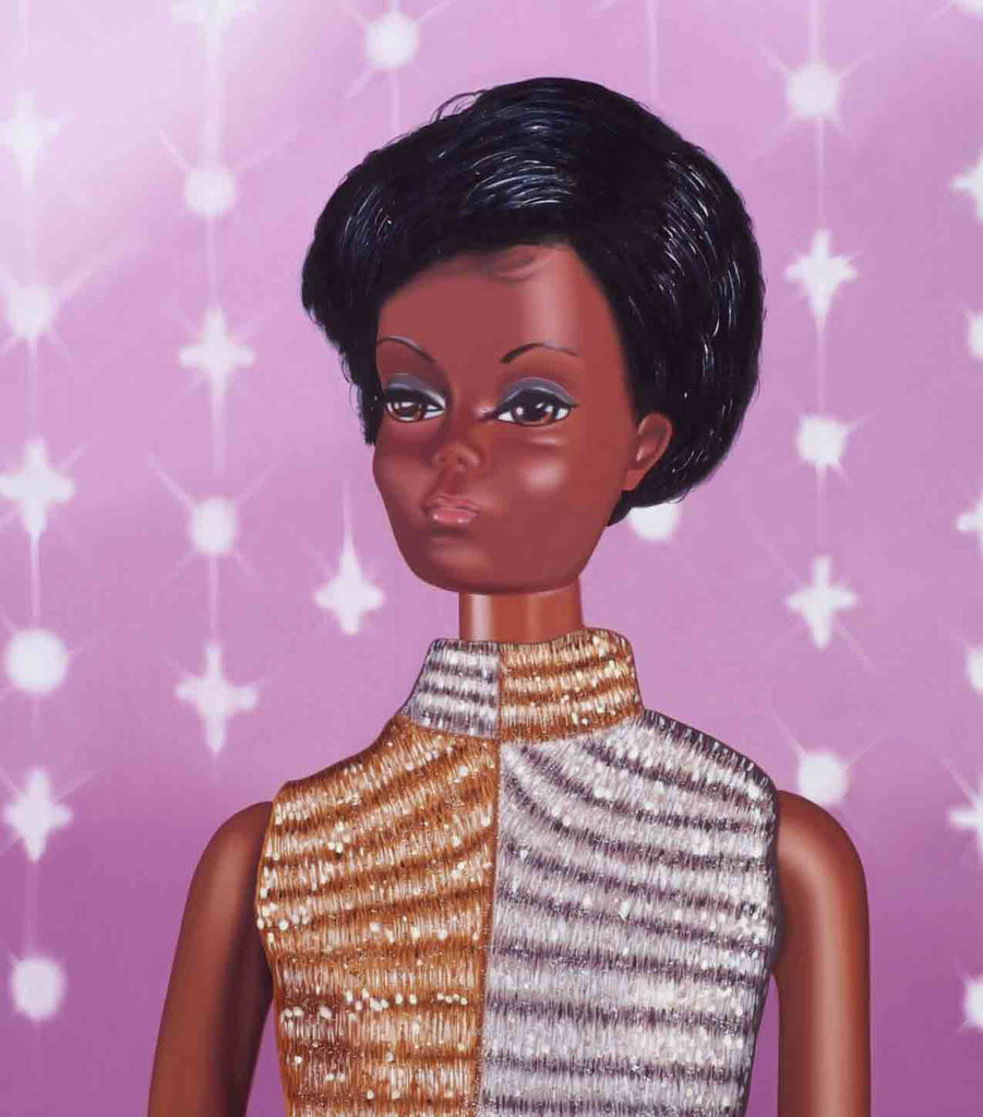 Christie Barbie:  Celebrating Black History Month