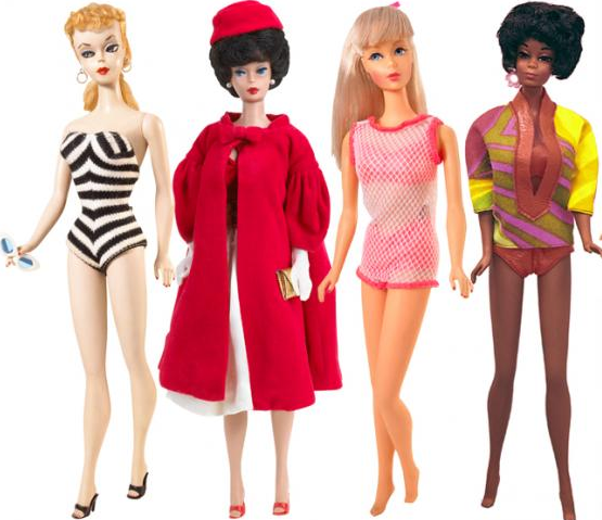 Barbie and The Year You Were Born: The Very Vintage 1959 - the Sixties