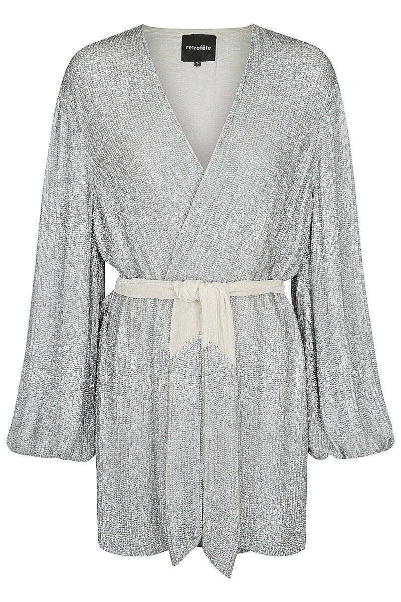 The Gabrielle Robe Dress - Retrofete