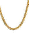 18K Gold Plated, Jada Necklace - JT LUXE
