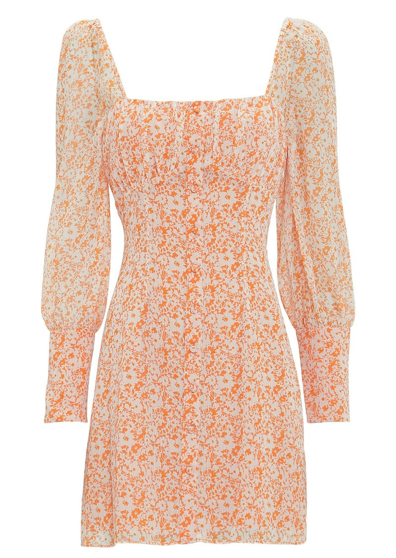 Peaches Mini Dress - The East Order