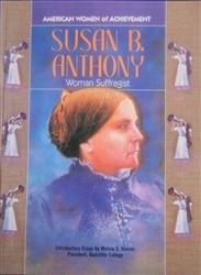 Susan B. Anthony Woman Suffragist by Weisberg