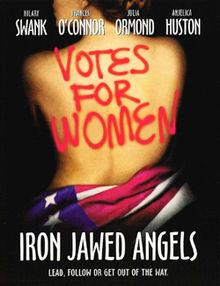 Iron Jawed Angels DVD