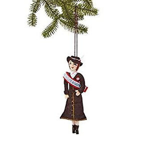 Suffrage Ornament