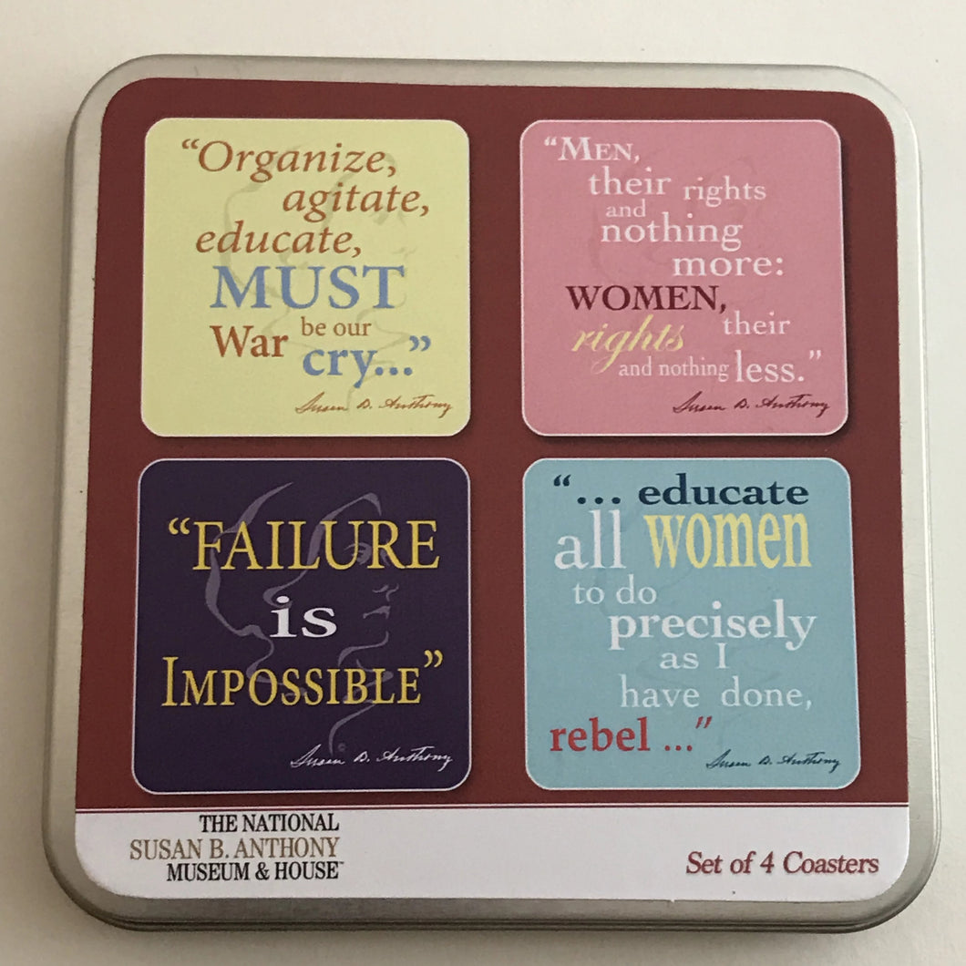 Coaster Set- Quotes