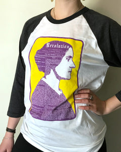 Dellarious Baseball Shirt