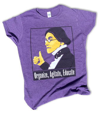 Organize, Agitate, Educate T-Shirt