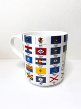 Load image into Gallery viewer, Flags Mug