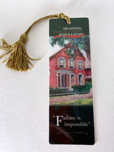 Watercolor House- Bookmark