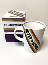 Load image into Gallery viewer, Suffrage Sash Mug