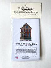 Load image into Gallery viewer, Susan B. Anthony House- Needlepoint Kit