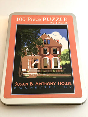 Puzzle 100 pieces SBA Wilder House