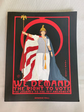 Load image into Gallery viewer, We Demand The Right To Vote Book