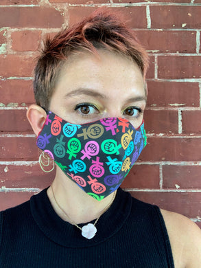 Womxn Power Mask