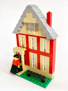 LEGO- Susan B. Anthony & 17 Madison Street