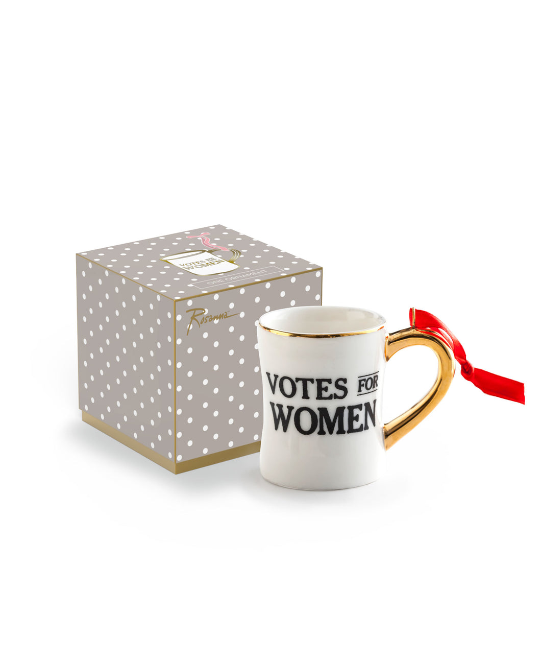 Votes for Women Ornament