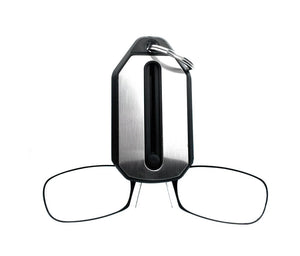 Nose Reading Glasses Easy Carry With Key Chain