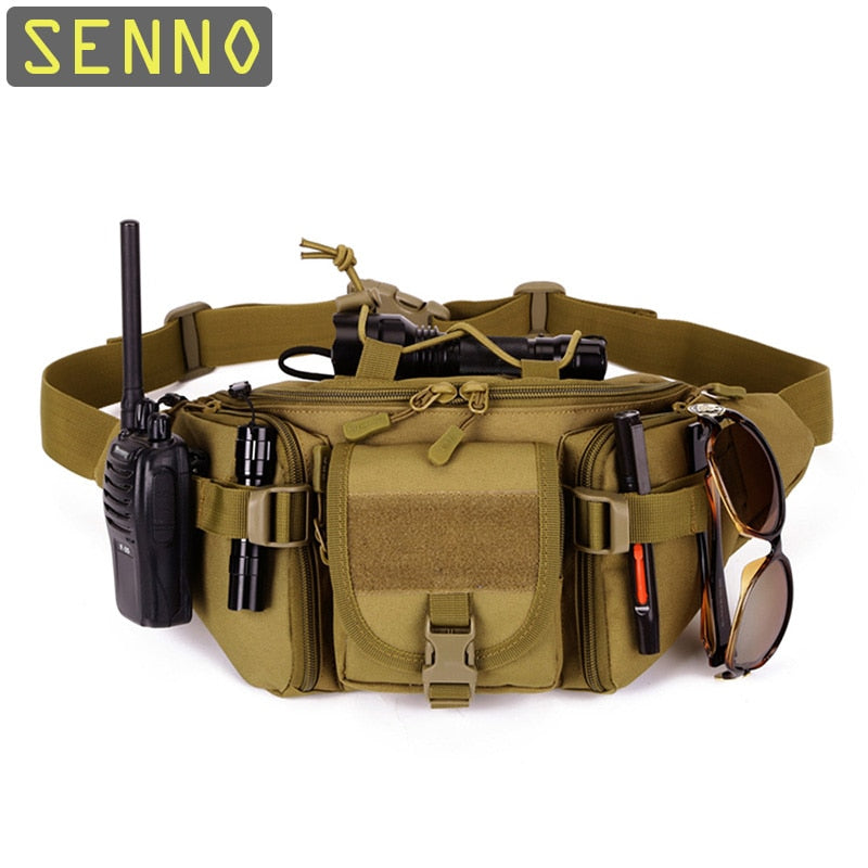 Tactical Waist Bag First Aid Kits Waterproof