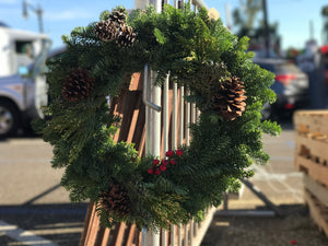 Wreaths - Lakeview
