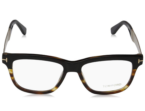 Tom Ford Eyeglasses TF5372 005 (LENSES INCLUDED)