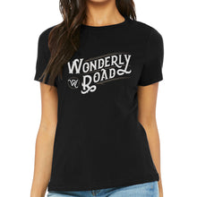 Load image into Gallery viewer, Wonderly Road Logo Women's Shirt