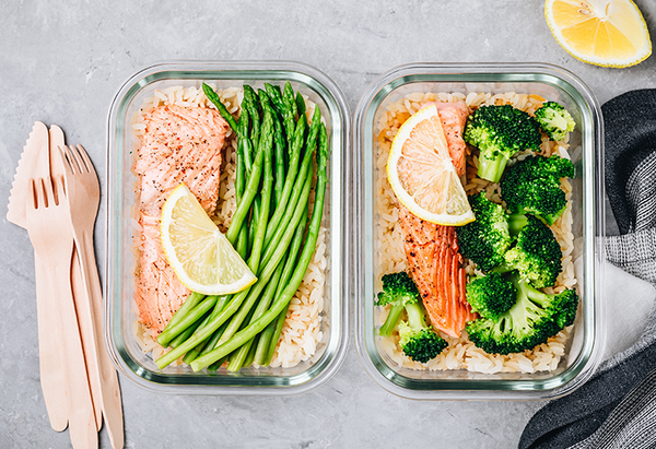 Top 5 Reasons To Meal Prep