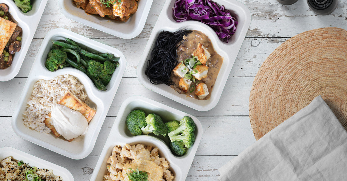 Clean Meals | Healthy Meal Delivery | Healthy Meal Prep