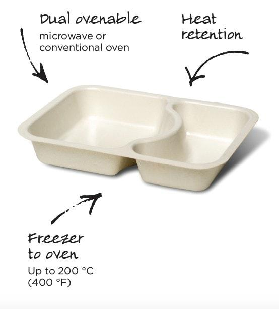 Biodegradable Meal Containers