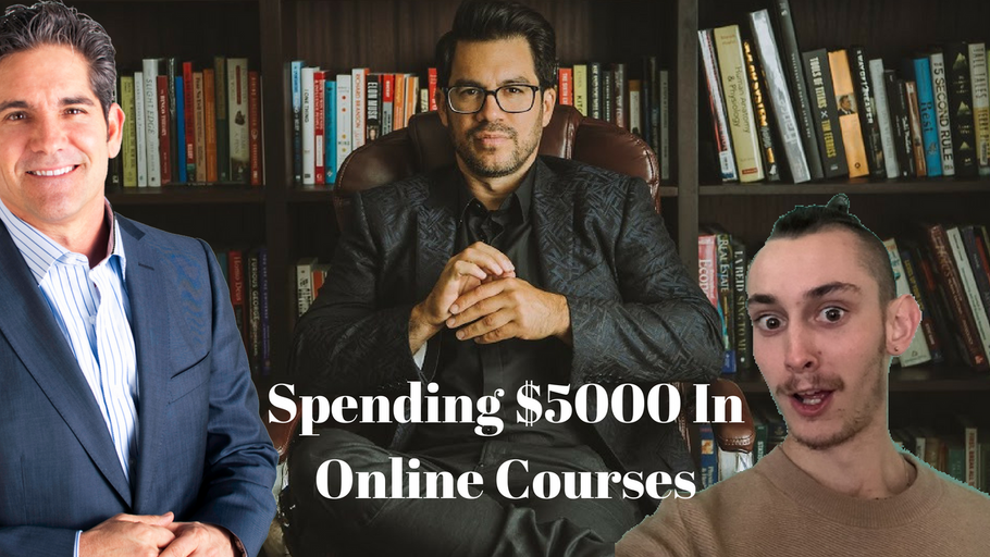 The Life-Changing Things I Learned From Tai Lopez and Grant Cardone's Online Courses