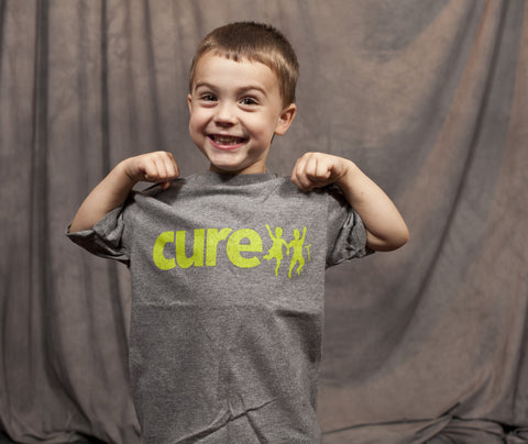 CURE Logo Tee [Kids]