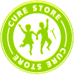 CURE Store logo