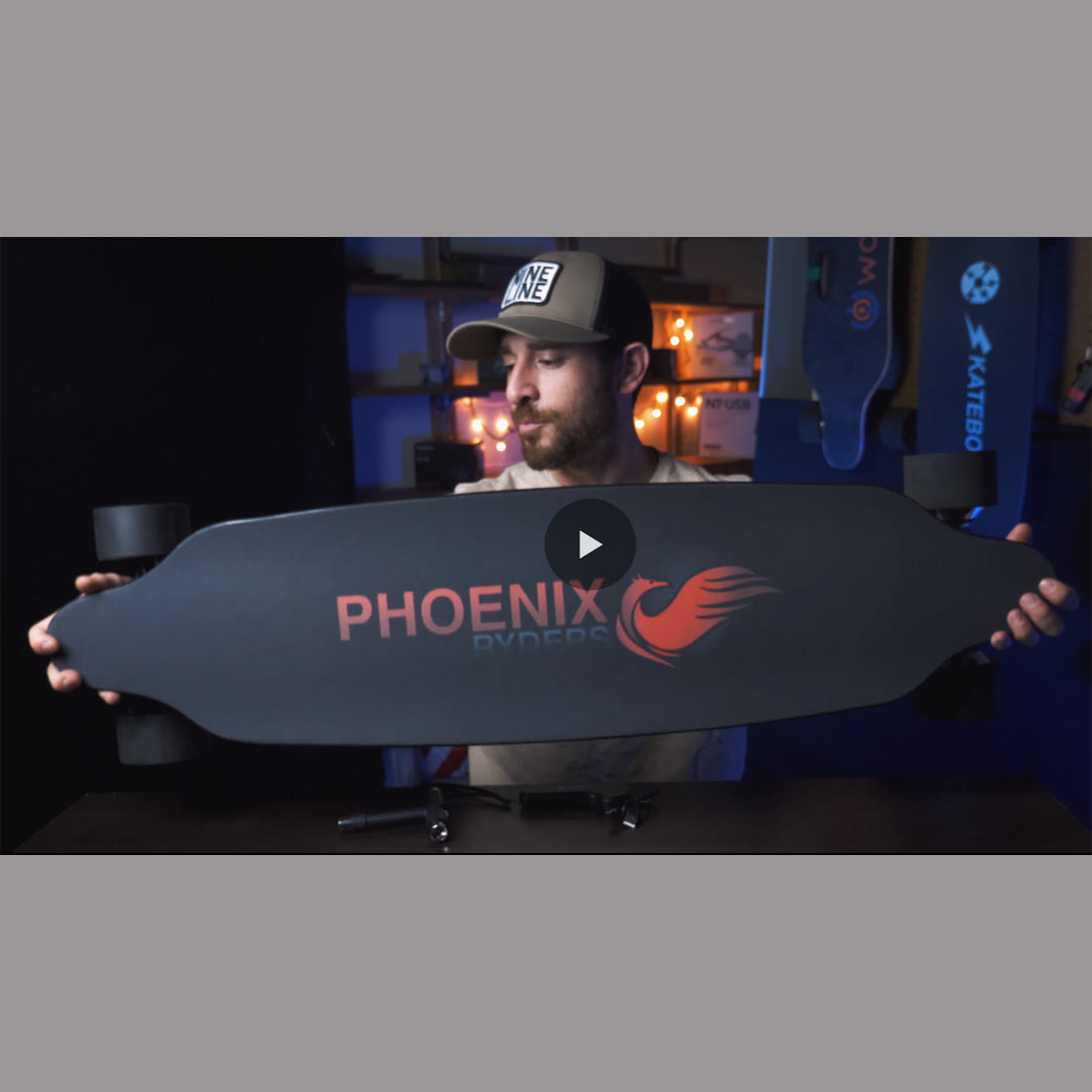 Phoenix Ryders electric skateboards blow out the competition!