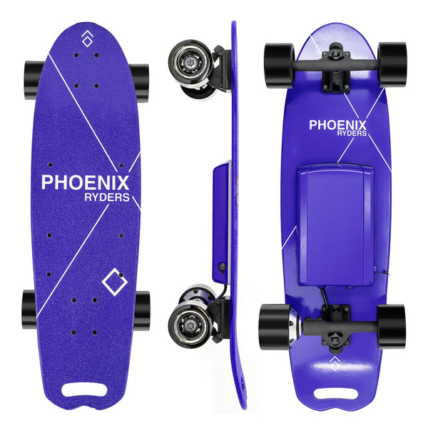 "Electric Skateboard P8 - ""Dragonfly"" By Phoenix Ryders"