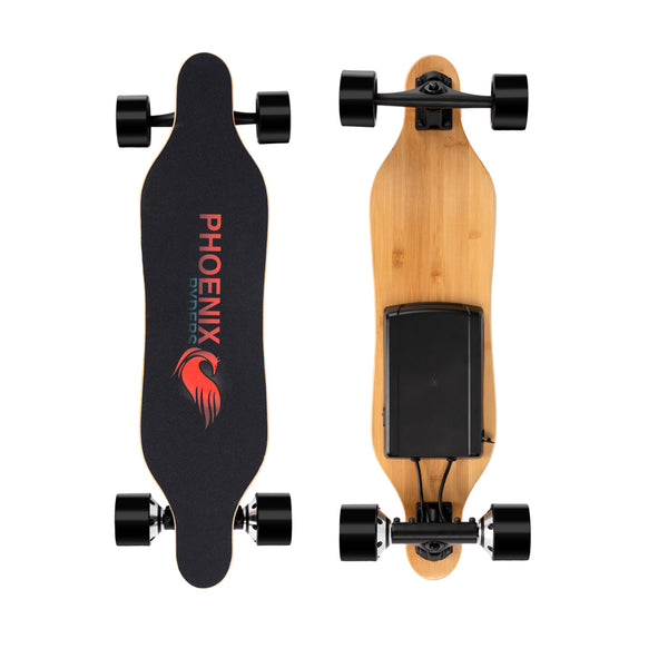 "Electric Skateboard P3 - ""Wolf"" By Phoenix Ryders"