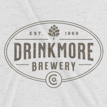 Drinkmore Brewery t-shirt for men